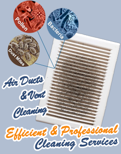 Air Vent Cleaning Services